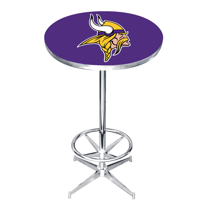 Minnesota Vikings Pub Table | Man Cave Authority | IMP 84-3007
