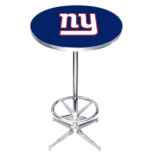 New York Giants Pub Table | Man Cave Authority | IMP 84-3013