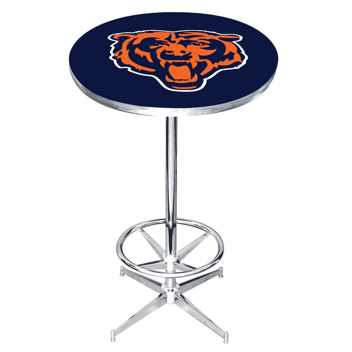Chicago Bears Pub Table | Man Cave Authority | IMP 84-3019