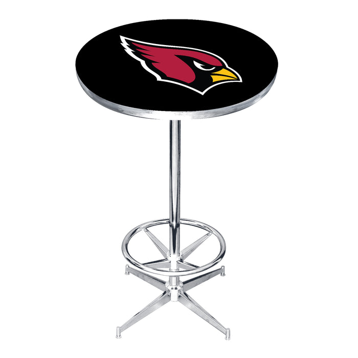 Arizona Cardinals Pub Table | Man Cave Authority | IMP 84-3029