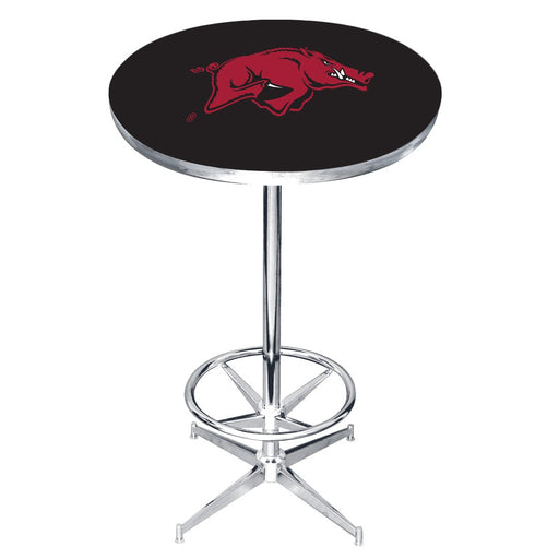 University of Arkansas Pub Table | Man Cave Authority | IMP 84-5022