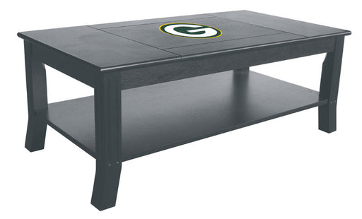 Green Bay Packers Reversible Coffee Table | Man Cave Authority | IMP 85-1001