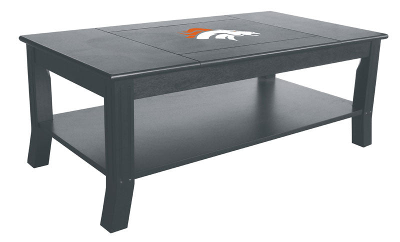 Denver Broncos Reversible Coffee Table | Man Cave Authority | IMP 85-1003