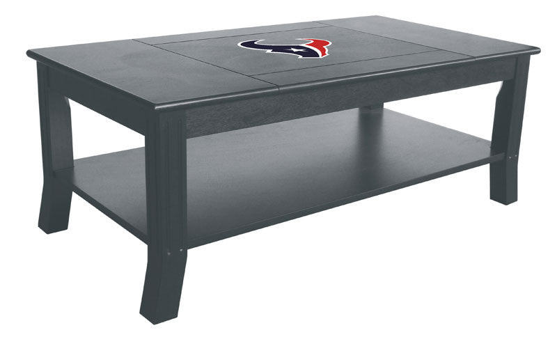 Houston Texans Reversible Coffee Table | Man Cave Authority | IMP 85-1034