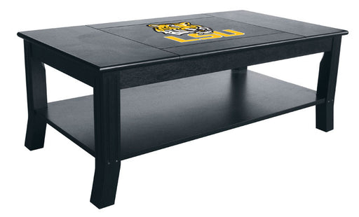Louisiana State University (LSU) Reversible Coffee Table | Man Cave Authority | IMP 85-3005
