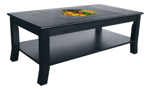 Chicago Blackhawks Reversible Coffee Table | Man Cave Authority | IMP 85-4102