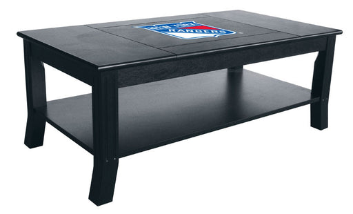 New York Rangers Reversible Coffee Table | Man Cave Authority | IMP 85-4106