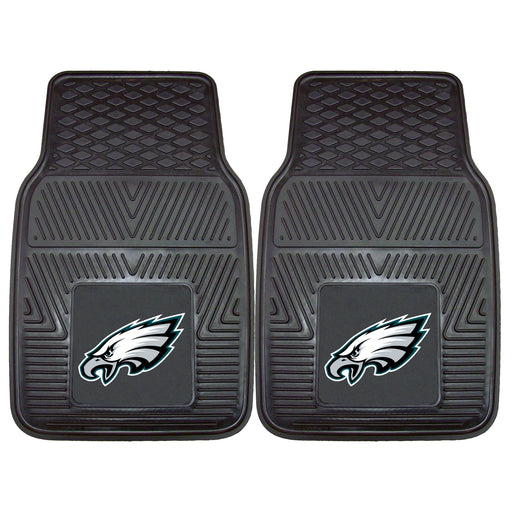 Philadelphia Eagles 2-pc Vinyl Car Mat Set | Man Cave Authority | 8771