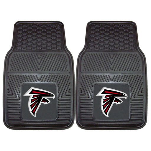 Atlanta Falcons 2-pc Vinyl Car Mat Set | Man Cave Authority | 8885