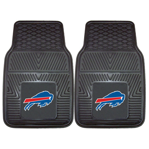 Buffalo Bills 2-pc Vinyl Car Mat Set | Man Cave Authority | 8887