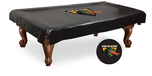University of Alabama at Birmingham Pool Table Cover | Man Cave Authority | BTCAlaBir