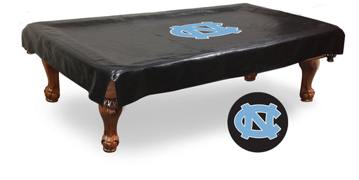 University of North Carolina Pool Table Cover | Man Cave Authority | BTCNorCar