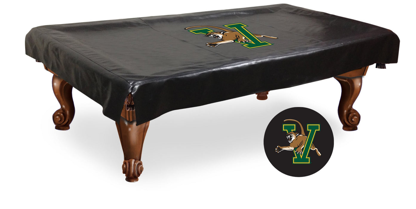 University of Vermont Pool Table Cover | Man Cave Authority | BTCVermnt