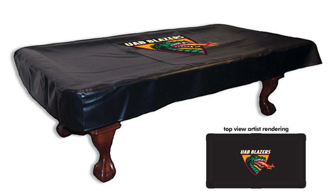 University of Alabama at Birmingham Pool Table Cover