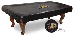 Anaheim Ducks Pool Table Cover | Man Cave Authority | BTCAnaDks