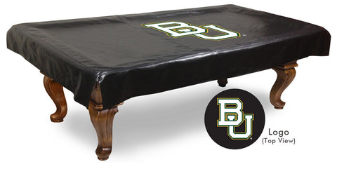 Baylor University Pool Table Cover