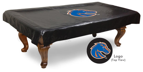 Boise State University Pool Table Cover