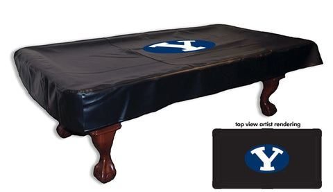 Brigham Young University Pool Table Cover