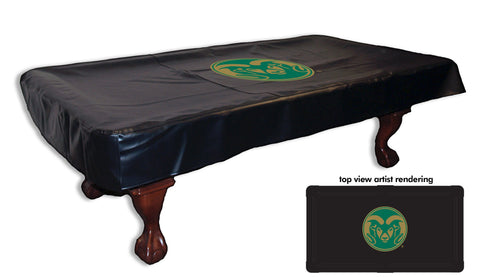 Colorado State University Pool Table Cover