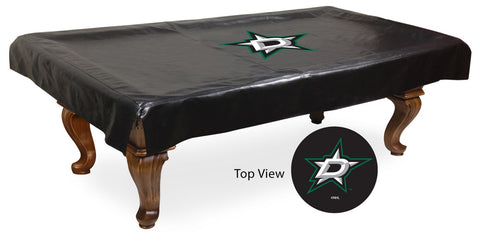 Dallas Stars Pool Table Cover