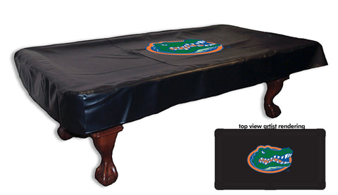 University of Florida Pool Table Cover