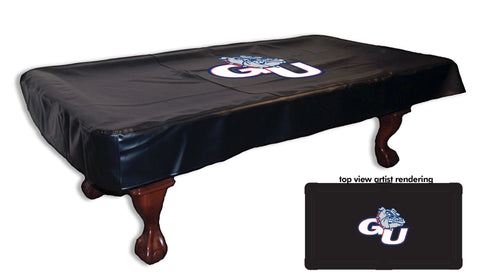 Gonzaga Pool Table Cover