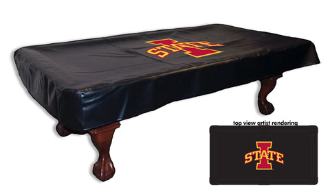 Iowa State University Pool Table Cover