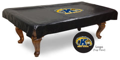 Kent State University Pool Table Cover | Man Cave Authority | BTCKentSt