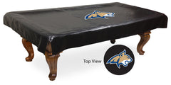 Montana State University Pool Table Cover | Man Cave Authority | BTCMontSt