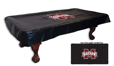 Mississippi State University Pool Table Cover