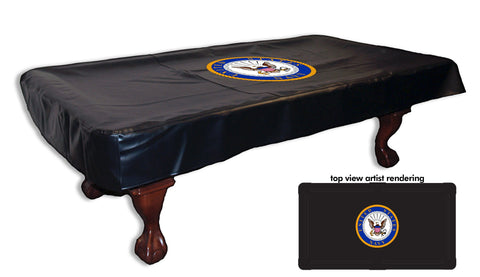 United States Navy Pool Table Cover