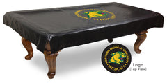 Northern Michigan University Pool Table Cover | Man Cave Authority | BTCNorMic