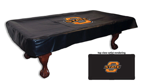 Oklahoma State University Pool Table Cover