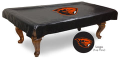 Oregon State University Pool Table Cover | Man Cave Authority | BTCOregSt