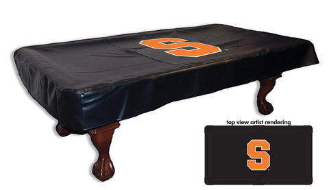 Syracuse University Pool Table Cover