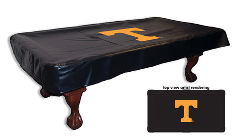 University of Tennessee Pool Table Cover
