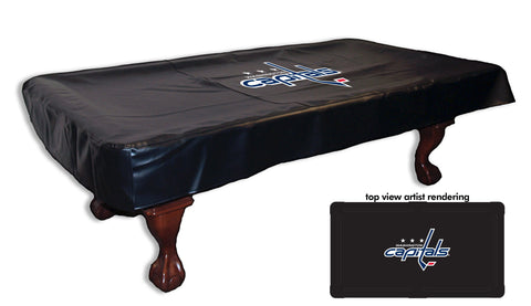 Washington Capitals Pool Table Cover