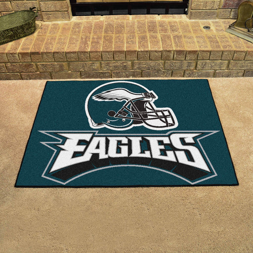 Philadelphia Eagles All Star Mat | Man Cave Authority | 5818 View 2
