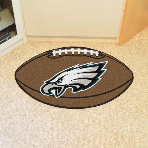 Philadelphia Eagles Football Mat
