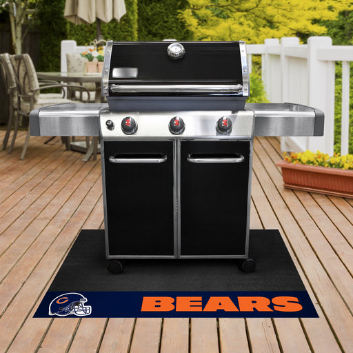 Chicago Bears Grill Mat