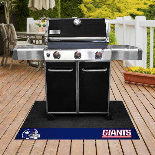 New York Giants Grill Mat
