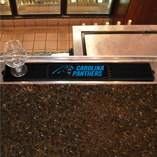 Carolina Panthers Drink Mat