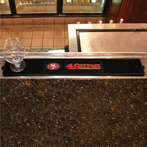 San Francisco 49ers Drink Mat