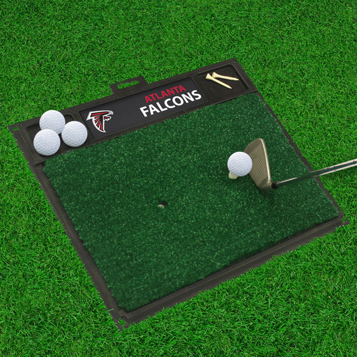 Atlanta Falcons Golf Hitting Mat