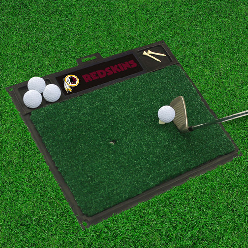 Washington Redskins Golf Hitting Mat