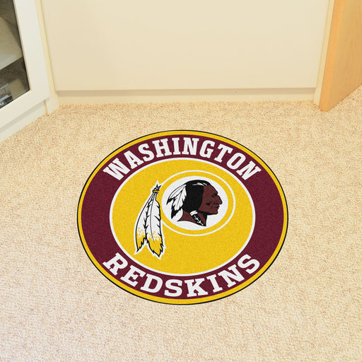 Washington Redskins Roundel Mat