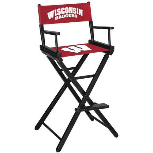 "University Of Wisconsin 46"" Directors Chair"