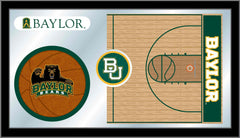 Baylor University Basketball Bar Mirror | Man Cave Authority | MBsktBaylor