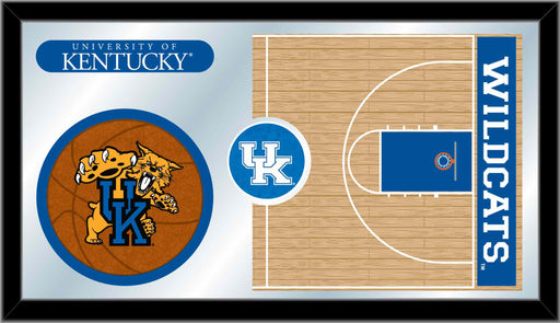 University of Kentucky Basketball Bar Mirror | Man Cave Authority | MBsktKentky