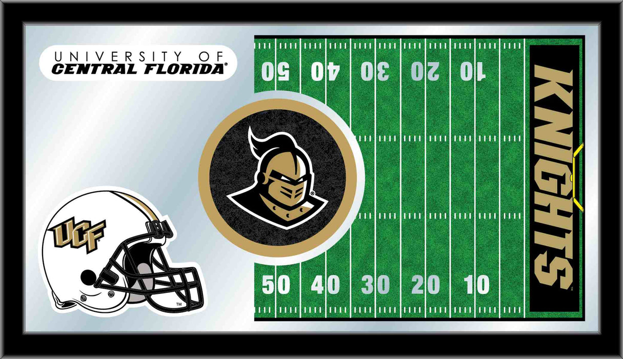 University of Central Florida Football Bar Mirror | Man Cave Authority | MFtblCenFla